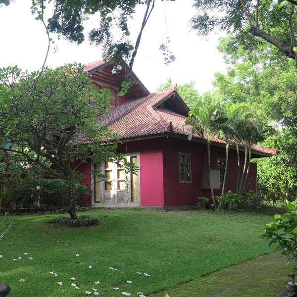Cosy 'Feel at home' villa with private pool in Pemuteran, holiday rental in Jembrana