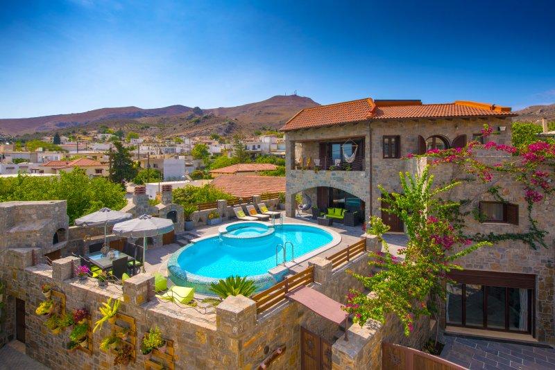 Villa Belladonna, holiday rental in Zaros