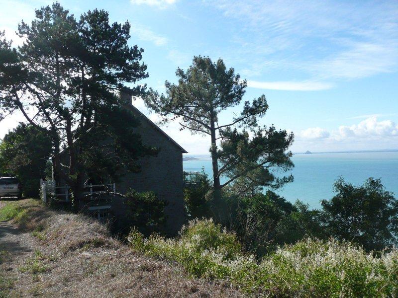 La Maison de la mer, holiday rental in Sartilly