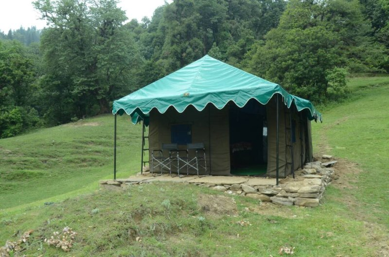 Aalap Adventure Camp, holiday rental in Ukhimath