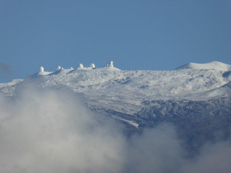 inverno Mauna Kea