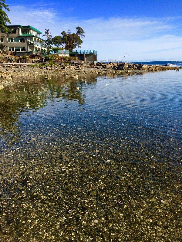 Vista do nosso Resort de Blue Heron Park
