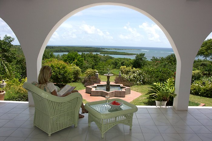 Castles in Paradise Villa 10, holiday rental in Vieux Fort Quarter