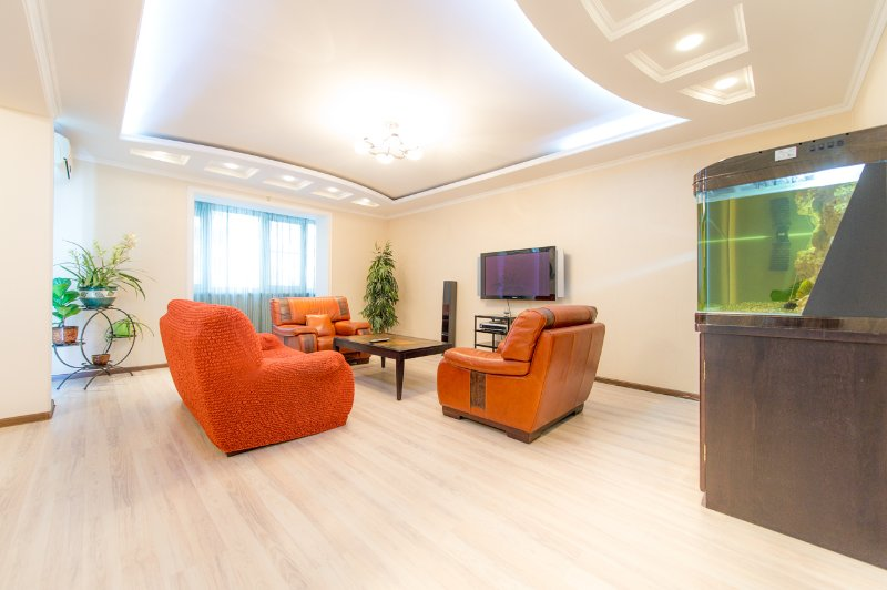 Apartment on Monakova, holiday rental in Urals District