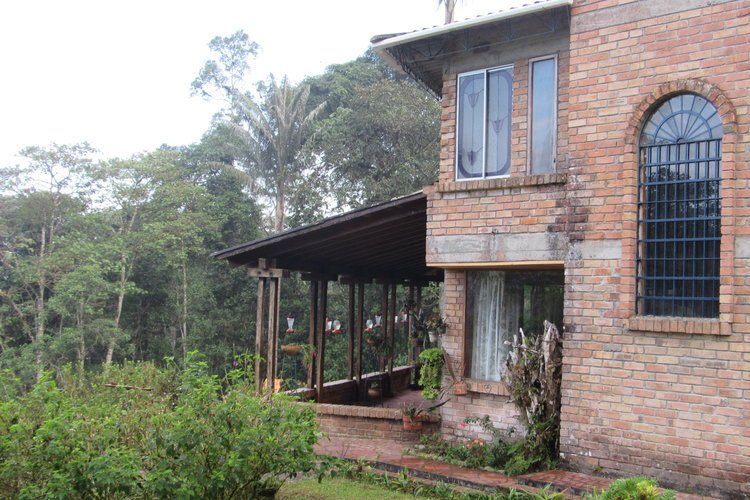 La Minga EcoLodge ( Room-2 ), holiday rental in Yotoco