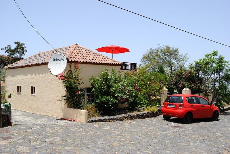 Casa Real, location de vacances à Todoque