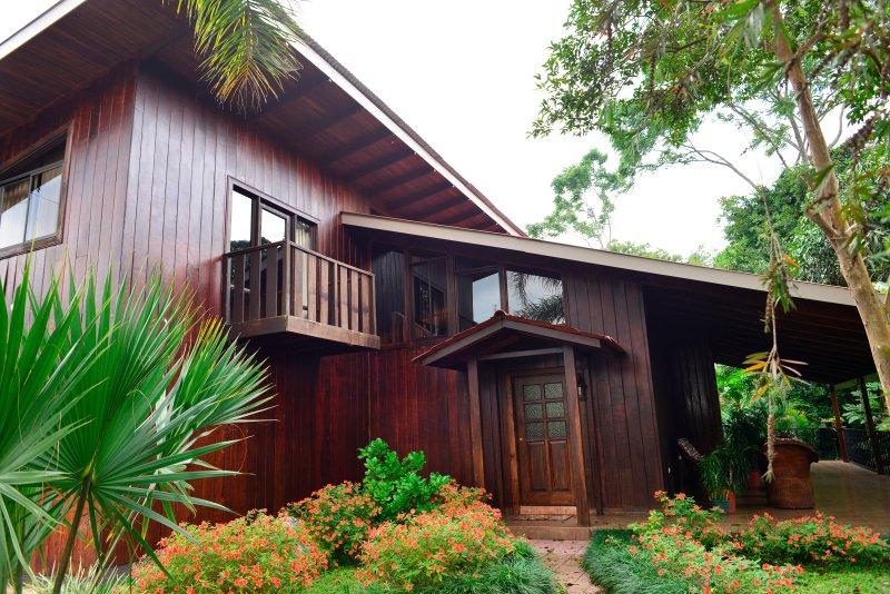 Jardin Tropical Maison