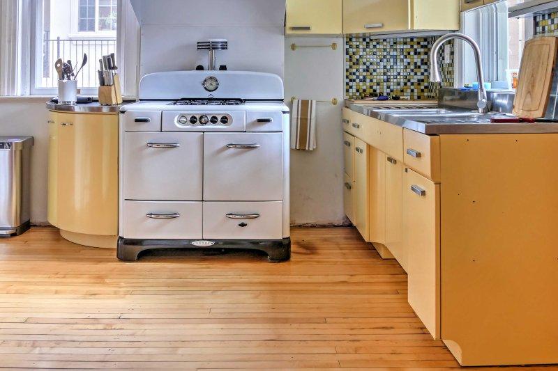 Utilize este fogão antigo para todos os seus favoritos!