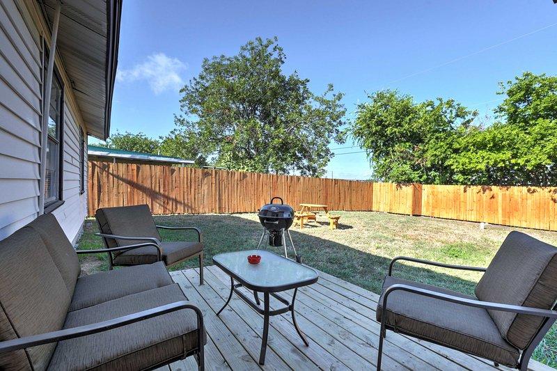NEW! 3BR San Antonio House w/ Huge Backyard! Has Internet ...