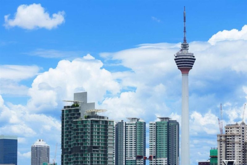 Some unit come with iconic KL Tower View