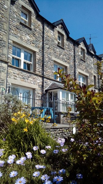 Howgills Apartments for a comfortable self contained apartment in the market town of Sedbergh.