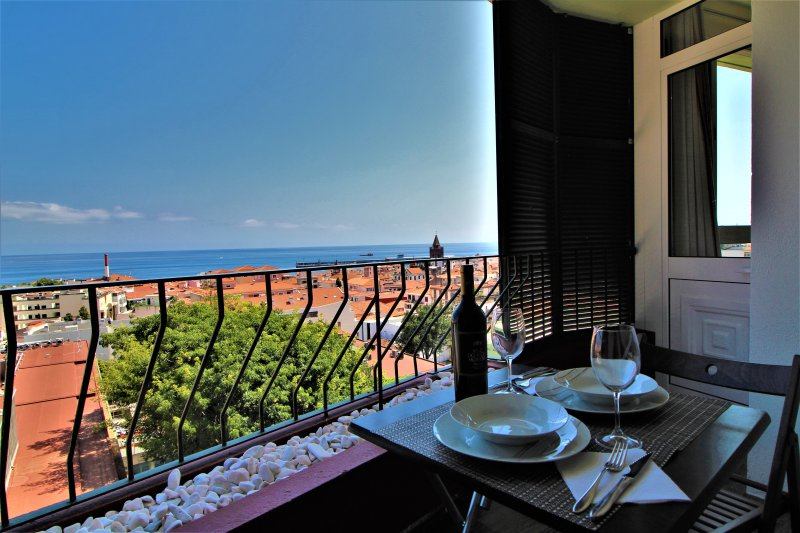 Heart Center Aparrtment 5 stars, vacation rental in Funchal