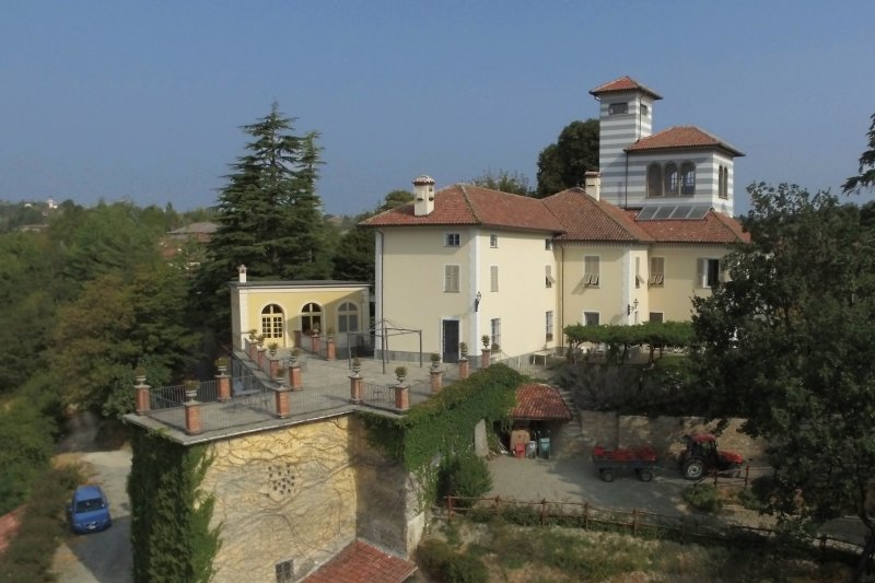 Castello di Grillano - Guest House - Melissa, holiday rental in Lerma