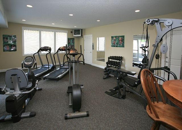 Pacific Winds - Fitness Center