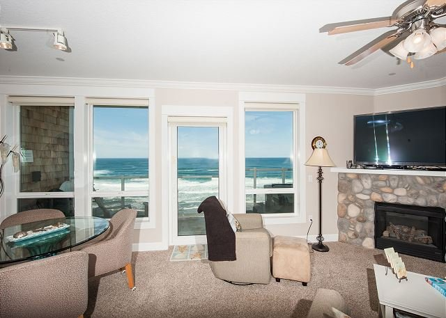 Vacation Rental Living Room