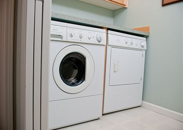 Beach Rental – Washer and Dryer