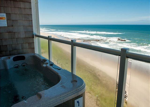 Vacation Home Hot Tub
