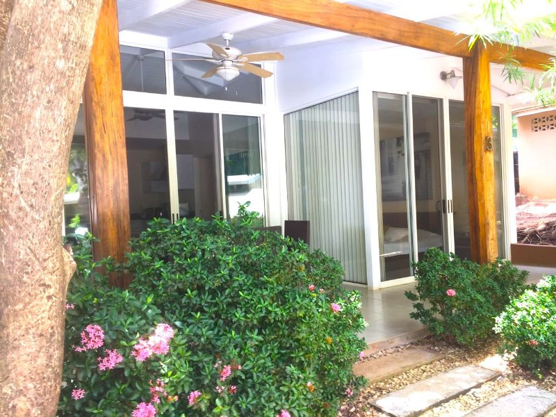 Villa Ron Ron - Chic! 150 meters to beach, cascading pool, free wifi, holiday rental in Tamarindo