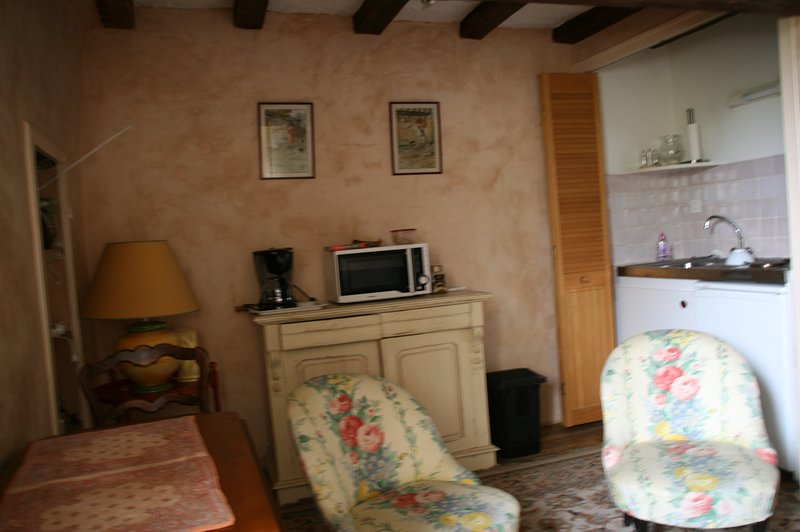Loft du Grand Saulaie, holiday rental in Grez Neuville
