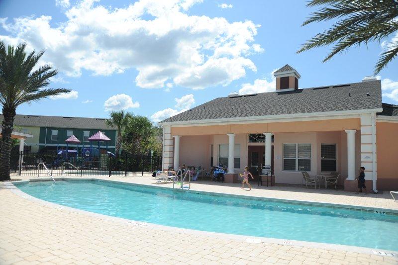 Casa club piscina y jacuzzi