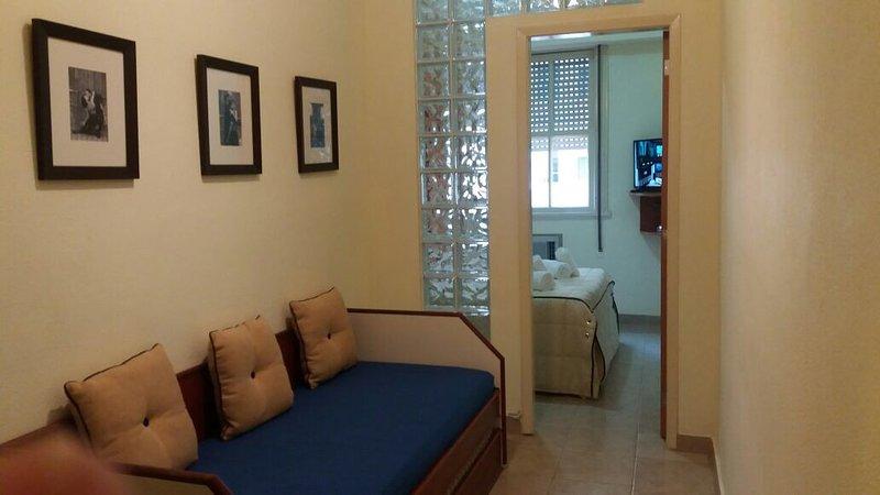 Chambre (Berth avec 2 lits simples)