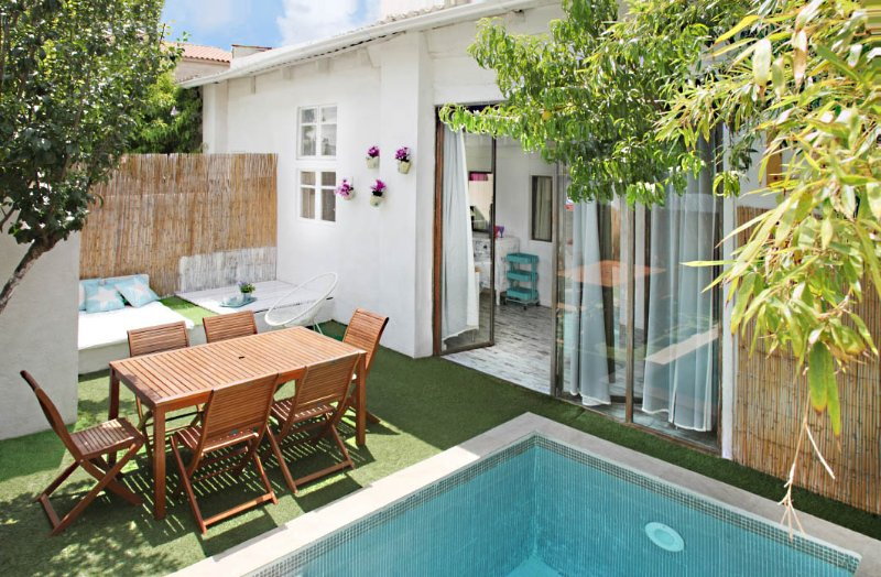 lila house, vacation rental in Barcelona