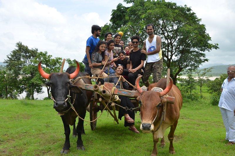 Gokull Agro Tourism - Resort which take you to village ...