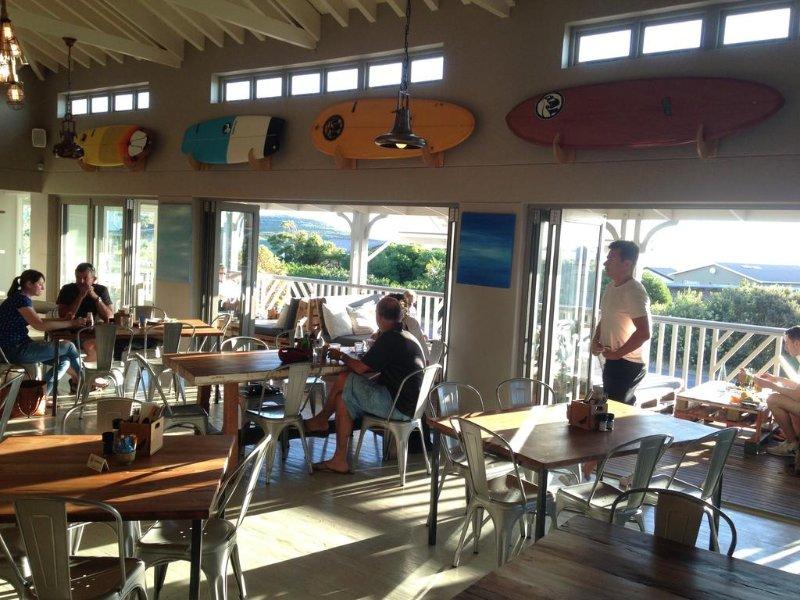 The Hub Restaurant, Scarborough