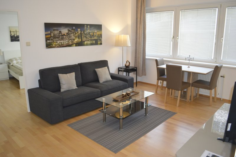 Perfect prime City Center location - walk to everywhere ! Cozy one bedroom flat – semesterbostad i Wien
