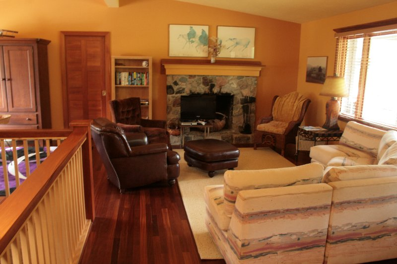 Eagle Ranch, a comfortable family home, exclusively for your enjoyment and use, holiday rental in Northport
