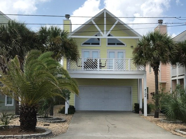 Casa Marlin, holiday rental in Thomas Drive