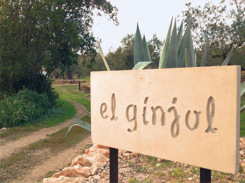 """Acceso a """"El Gínjol"""""""