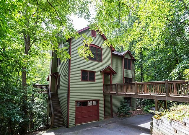Norfleet Cottage, holiday rental in Montreat
