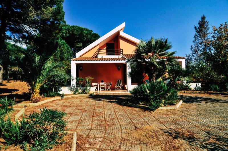 Villa Giulia, vacation rental in Aidone