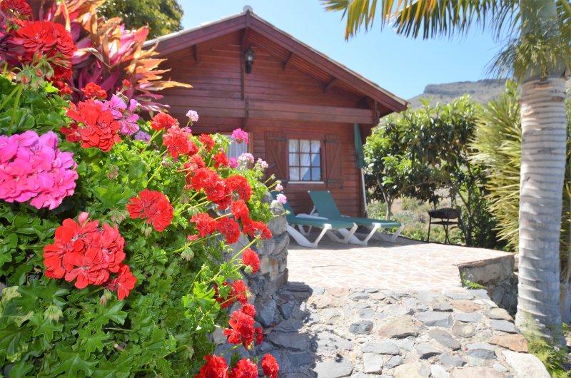 Cabaña Los Plameros, holiday rental in Arure