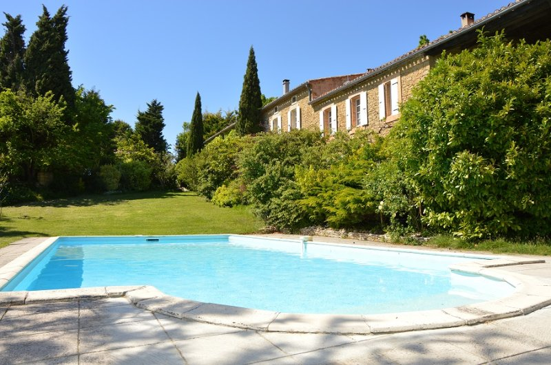Passiflore au Mas d'Escampette, holiday rental in Montgey