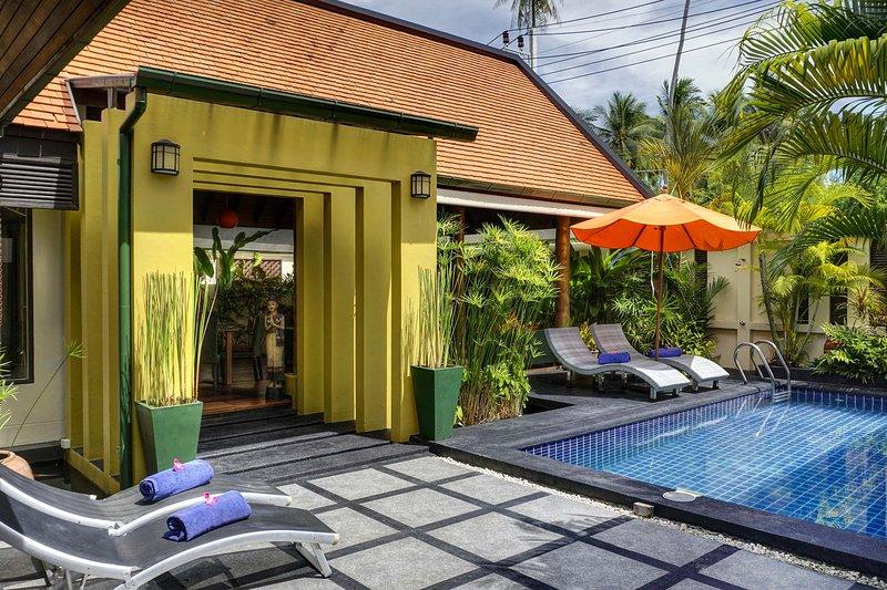 Exquisite Hideaway Villa