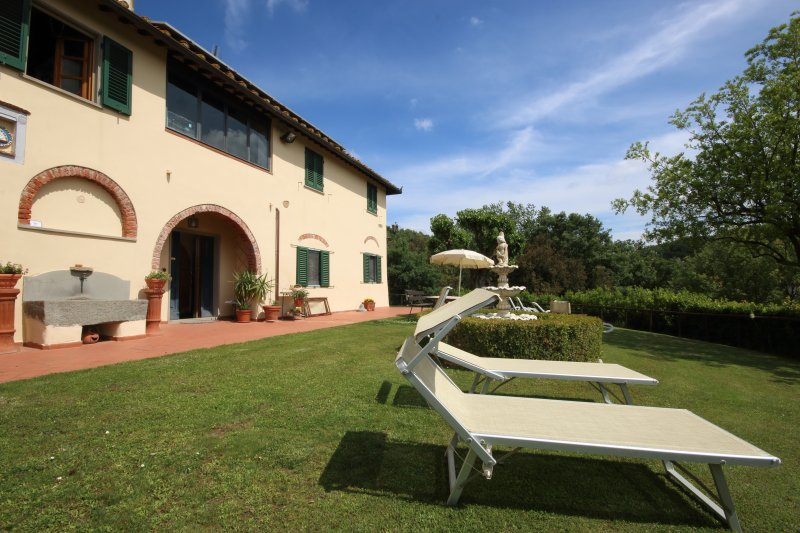 LORETTA - Casa Vacanze nel cuore della Toscana, aluguéis de temporada em Malmantile