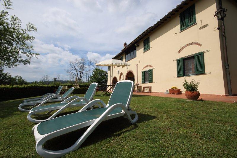 LA BRUCINA - Casa Vacanze nel cuore della Toscana, aluguéis de temporada em Malmantile