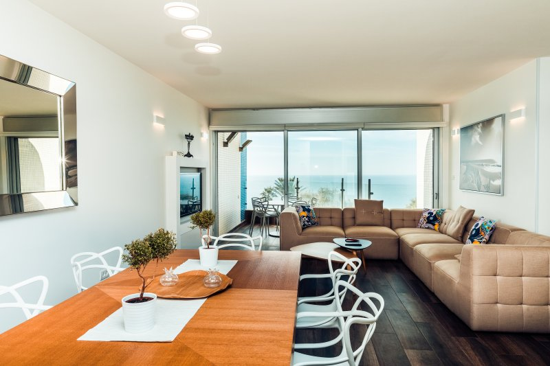 Nita very high standing, holiday rental in Netanya