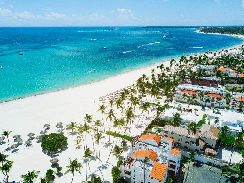 Kom, stanna och njuta av den vackra villa belägen i Karibien privata paradis!