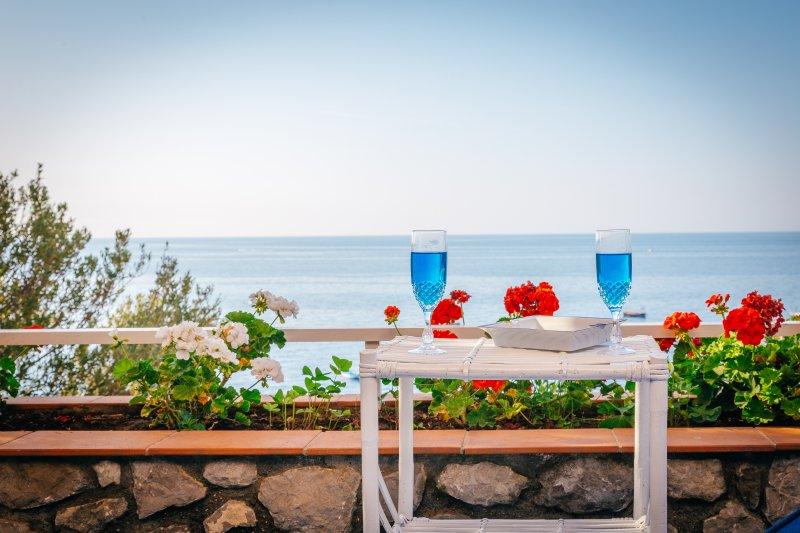 villa Blue eyes, holiday rental in Nerano