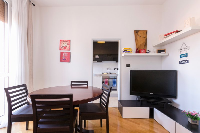 Family.3 Apartment 16, holiday rental in Corticella