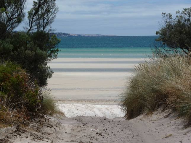 Clearwater Haven, holiday rental in Kingscote