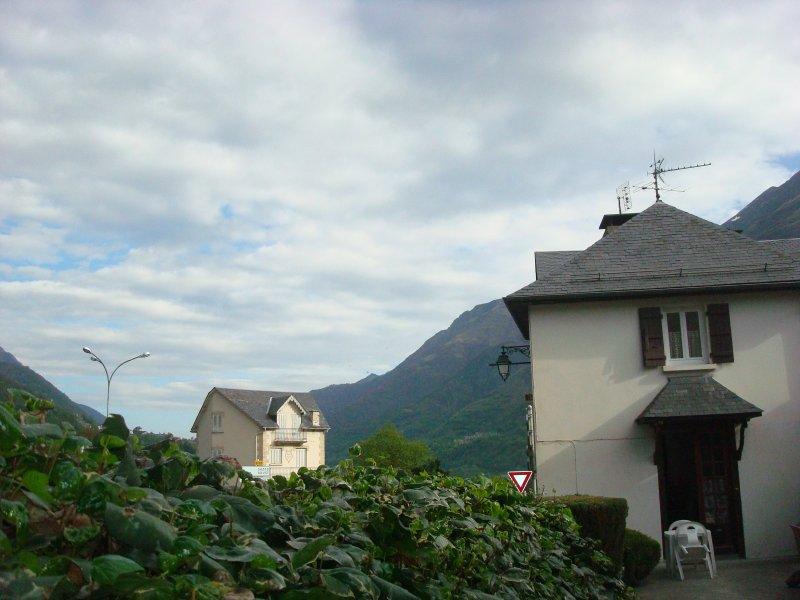 chez corine MARQUE 'Bassia', avec prêt matériel ski., vacation rental in Luz-Saint-Sauveur