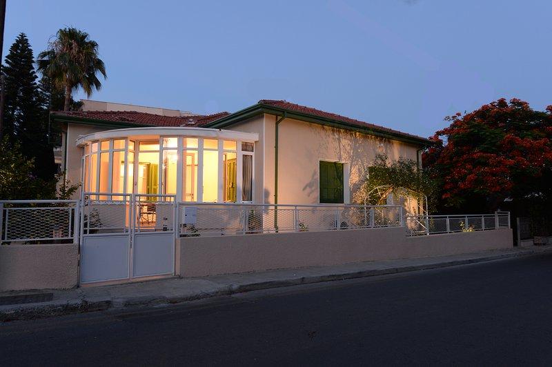 Avgi's Home-Evening view