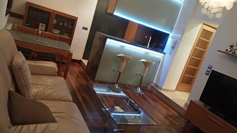 Apartamento San Sebastian - ISLA, alquiler vacacional en San Sebastián - Donostia
