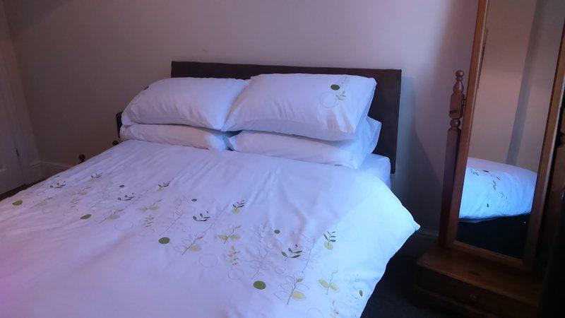 Novas camas confortáveis