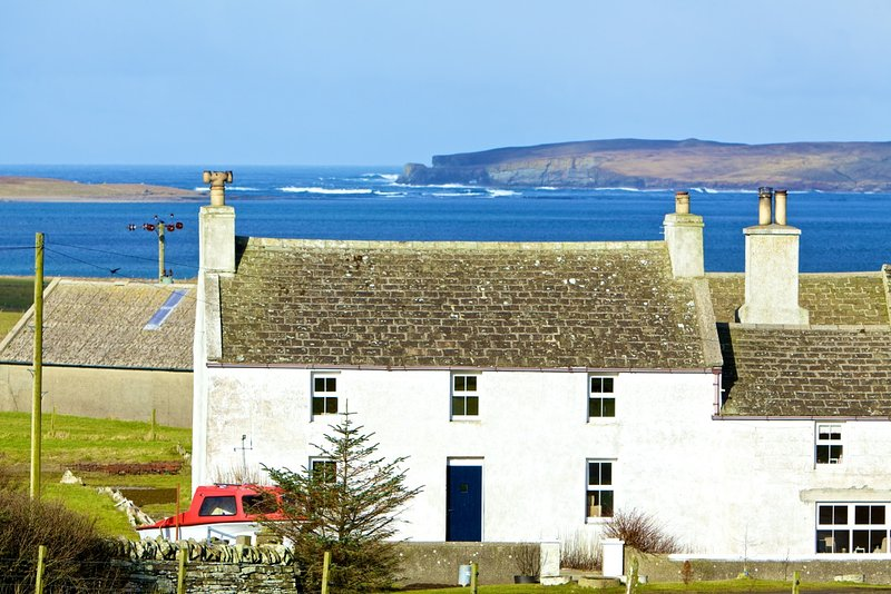 Lower Quoys Self Catering, holiday rental in Birsay