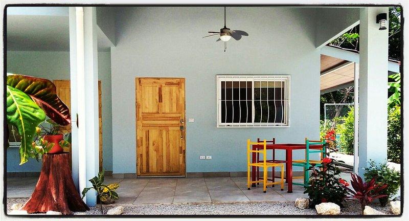 Private Outdoor Patio - Apartamento 'Ceiba BLANCA'